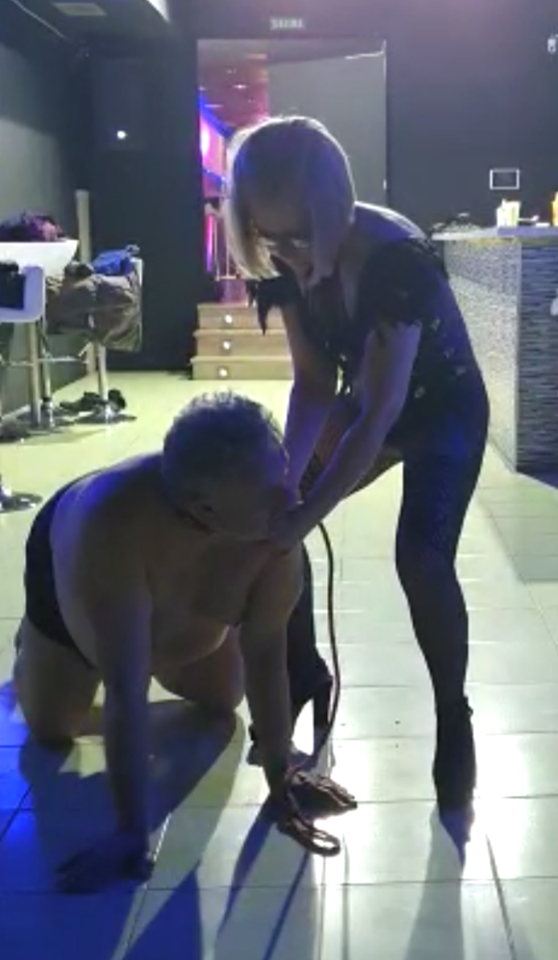 Fiesta Privada BDSM (Así Fué)