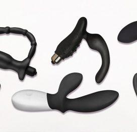 Estimulador/Masajeador Prostático