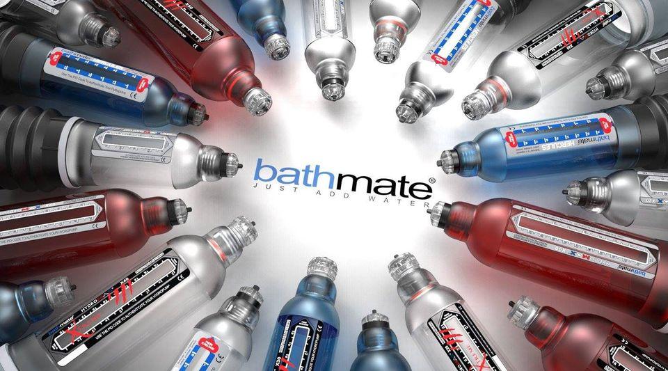 Cómo funcionan las hidrobombas Bathmate